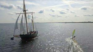 Windsurfingowy dzień w Sopocie